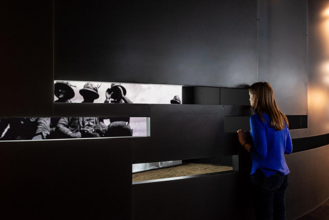 M9. Inaugura a Mestre il primo museo italiano senza oggetti