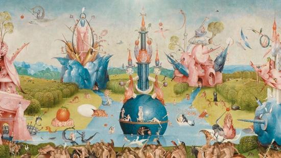 Rino Stefano Tagliafierro, co-fondatore di Karmachina, dà vita alle opere del Museo del Prado di Madrid